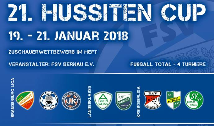 Livestream Hussitencup 2018